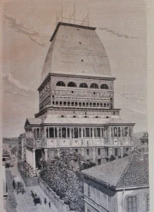 Mole Antonelliana costruzione