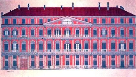 Casa Bossi prospetto