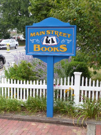 Mainstreet sign CC O 650