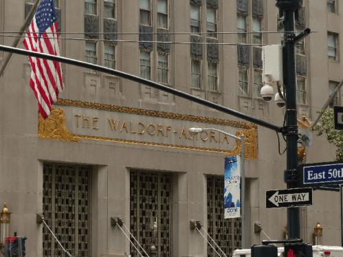 Waldorf Astoria 1 NY WA