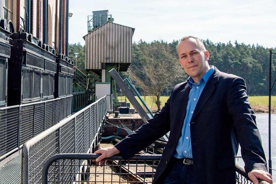 """Bürgermeisterkandidat Carsten Kranz startet seine """"Zuhör-Tour"""""""