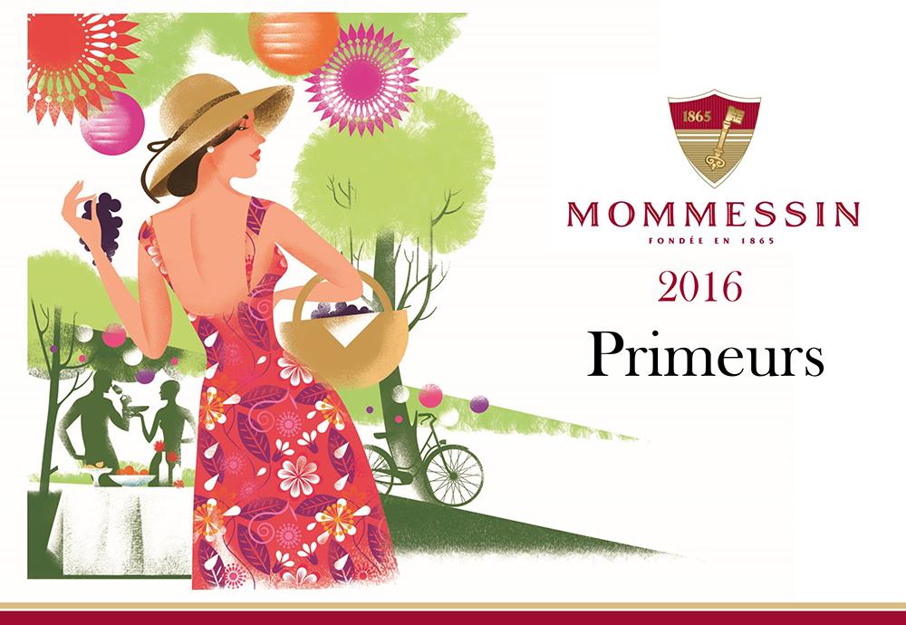 Mommessin Beaujolais Nouveau 2016