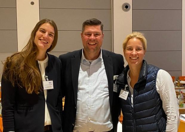 Dr. Kathrin Thiem, Klaus Scheerschmidt, Britta Oppelt