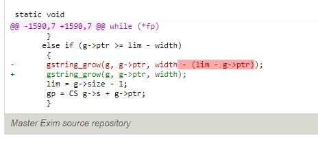 Figure 2. gstring_grow() invocation which allocates more memory to string