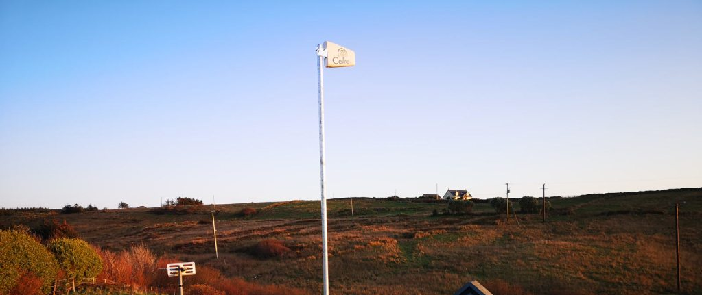 Lisdoonvarna broadband install