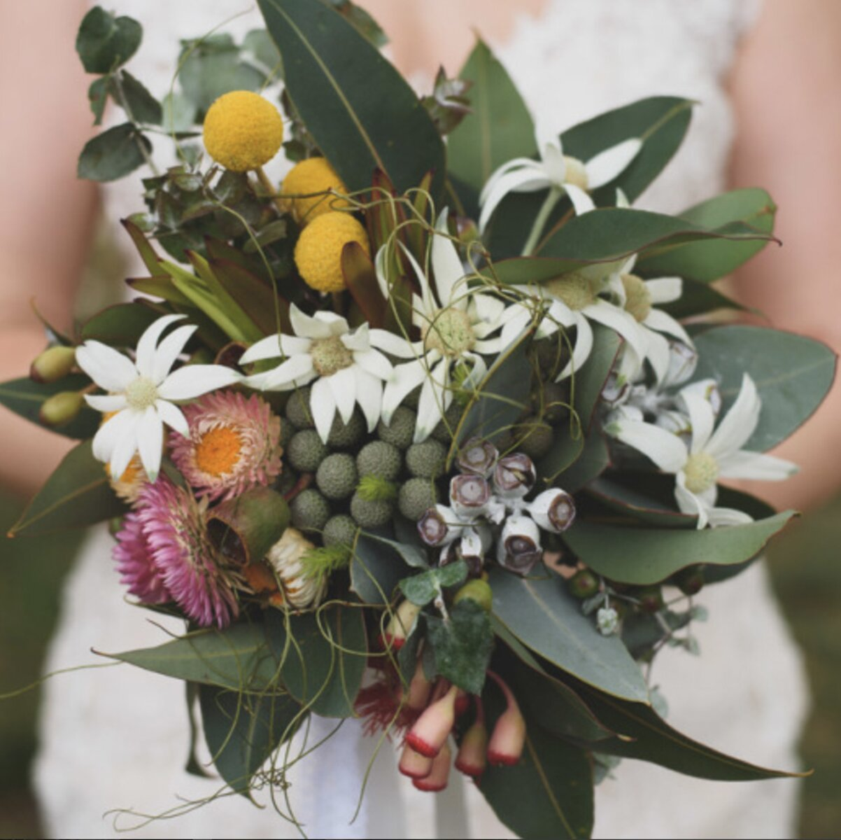 cheap wedding flowers sydney natives package price