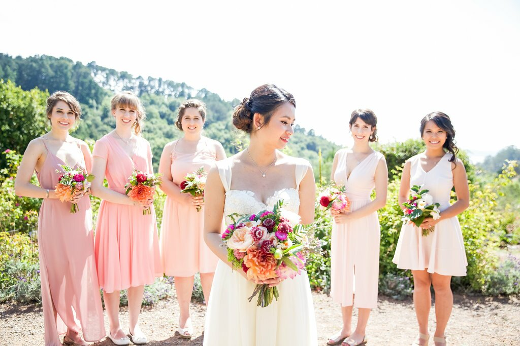 wedding florist packages sydney prices