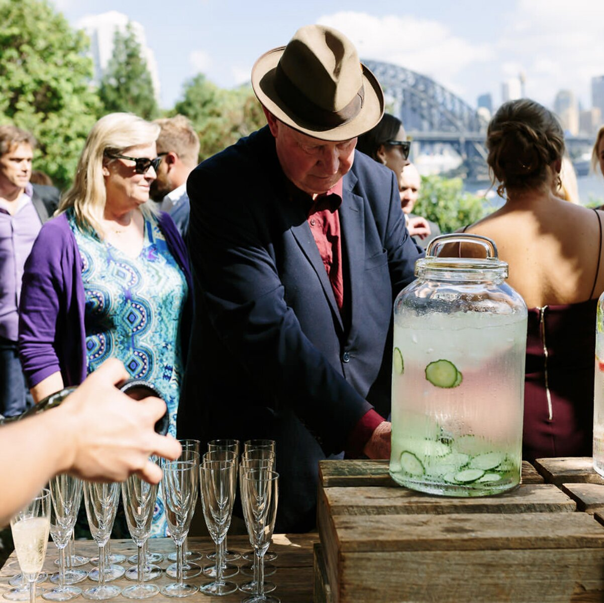 sydney-hire-ceremony-packages-price-cheap-affordable-drinks-station