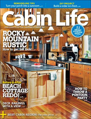 cabin life cover
