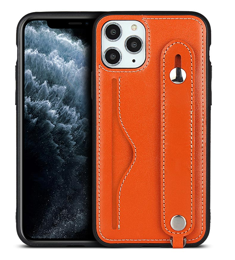 for iPhone SE 2020 Case with Card Holder for iPhone 11 Pro Max X XR XS Max 7 8 6 6s SE2 Case Back Luxury Genuine Leather Cover