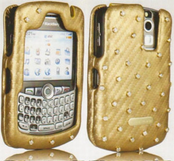 Case-Mate Diamond BlackBerry Curve Case