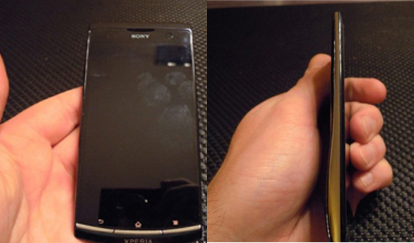 The Sony Nyphon... or is it?