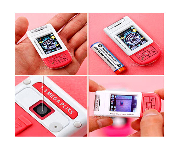 XunChi 138 Phone