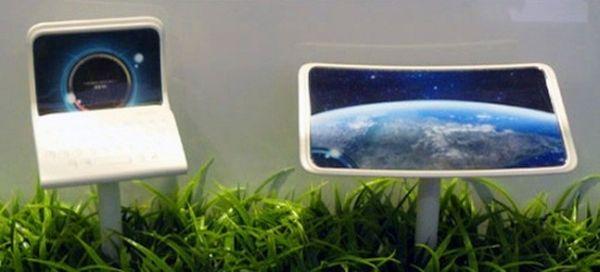 Kyocera's Shape Shifting Phone Concept