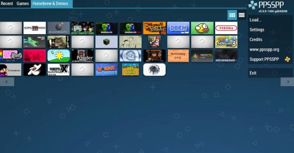 play PSP games on Android 2