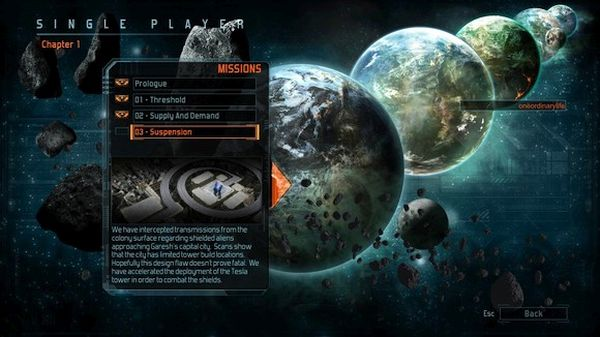 Defense Grid 2 HD.