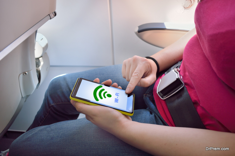 Use-The-Airplane-Wi-Fi