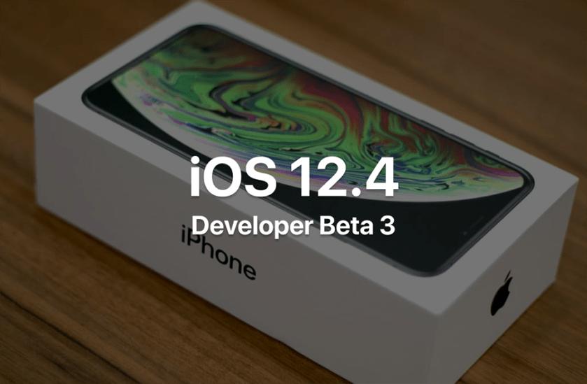 Sforum - Trang thông tin công nghệ mới nhất Apple-phat-hanh-iOS-12-4-beta-3 Apple tung ra phiên phiên bản iOS 12.4 beta 3 dành cho các nhà phát triển