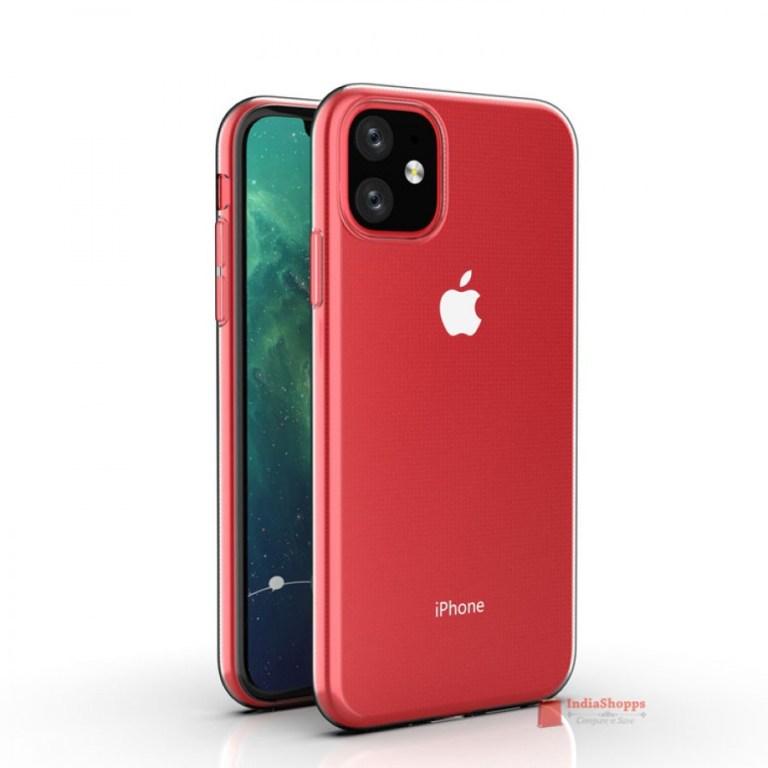 """Sforum - Trang thông tin công nghệ mới nhất anh-render-iPhone-XR-2019-4 Đến lượt iPhone XR 2019 lộ diện: Màn hình """"tai thỏ"""", 4 tùy chọn màu sắc, camera sau kép"""