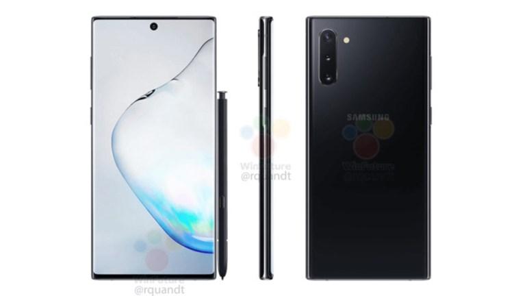 Sforum - Trang thông tin công nghệ mới nhất gia-ban-Note-10-1 Rò rỉ thông tin về giá bán của bộ đôi siêu phẩm Galaxy Note 10 và Note 10+
