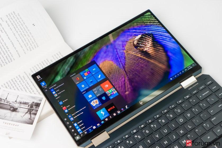 Sforum - Trang thông tin công nghệ mới nhất CPS-HP-Spectre-X360-13-73 Trên tay HP Spectre x360 13: Laptop đẹp, cao cấp và... có giá 48 triệu!!!