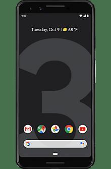 Google Pixel 3 Cell Phone Repair Edmonton