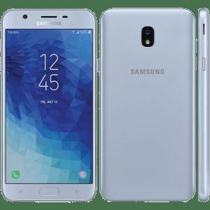Samsung Galaxy J7 Blue Mist