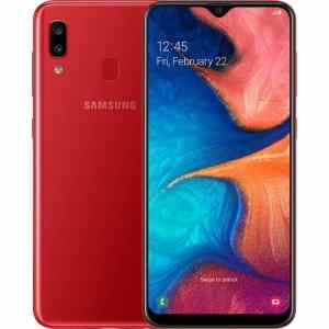 Samsung Galaxy A20 32Gb Dual Sim Red