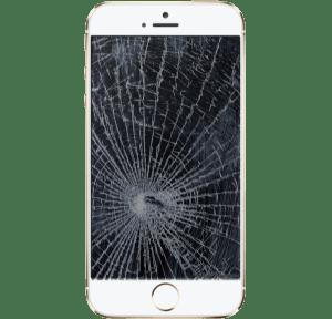 Cracked Screen Cell Phone Repair