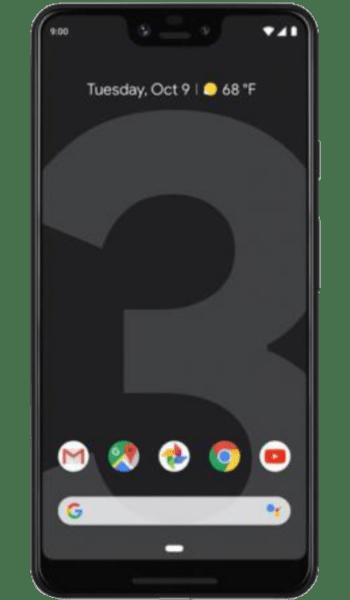 Google Pixel 3 XL Cell Phone Repair Edmonton
