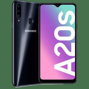 Samsung A20s Black