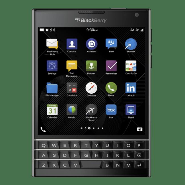 Blackberry Passport Q30 Repair