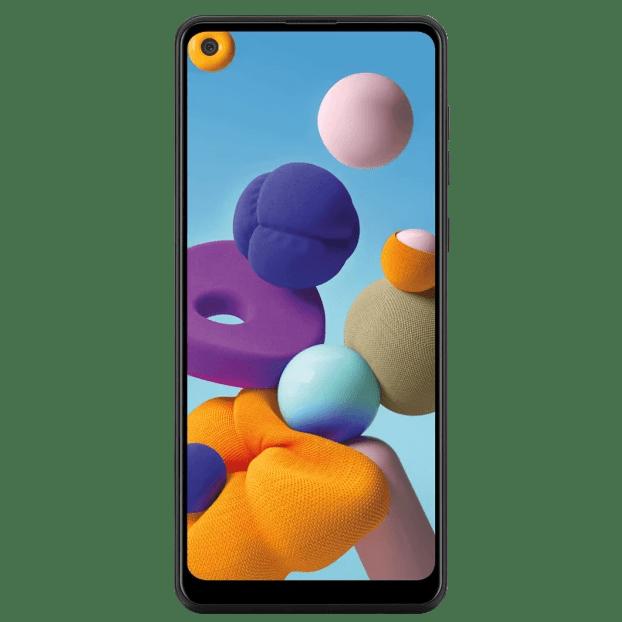 Samsung Galaxy A21 Screen