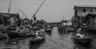 David Yarrow Makoko floating Lagos