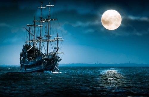 control the ship