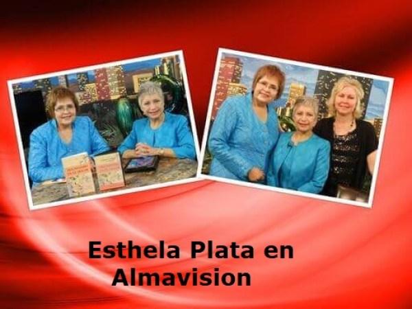 Son tres mujeres en la television de Almavision