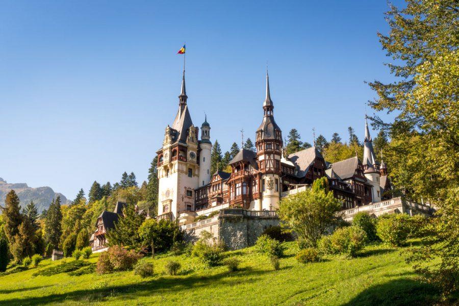 Peleș Castle, Sinaia, Romania