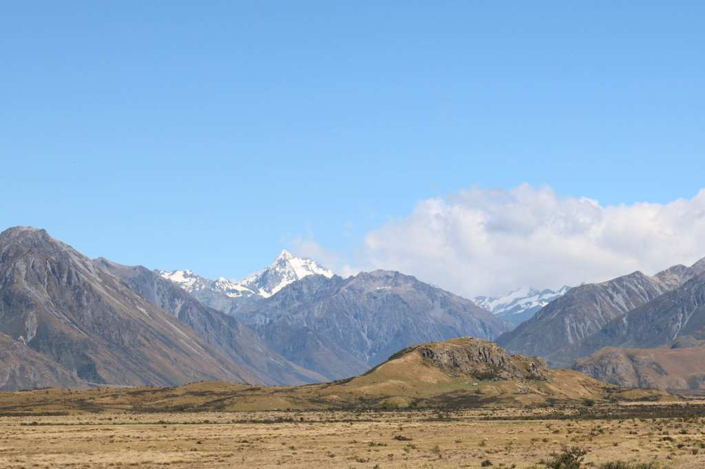 mount sunday new zealand