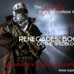 "Featured Author:  SA Hoag and ""Renegades: Book 2 of the Wildblood"""