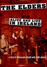 Cover The Elders Alive and Live in Ireland (2007)
