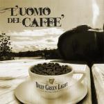 Deep Green Light Cover L'uome del caffe