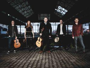 The Paul McKenna Band-web