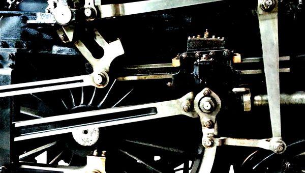 Paul Eastham – Iron Horse