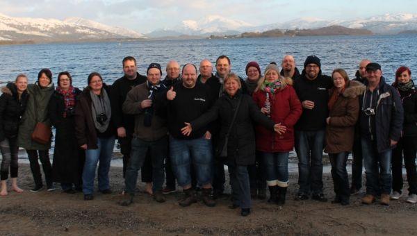 Hohenlimburg Meets Glasgow – Celtic Connections 2015