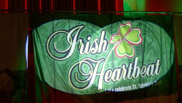Irish Heartbeat in Dortmund 13.03.2015
