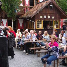 Georg und seine Fans