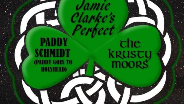 Karlsruhe's Second Annual Irish Folk Rock Festival