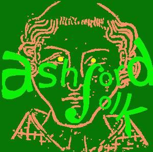 Ashford Folk Logo