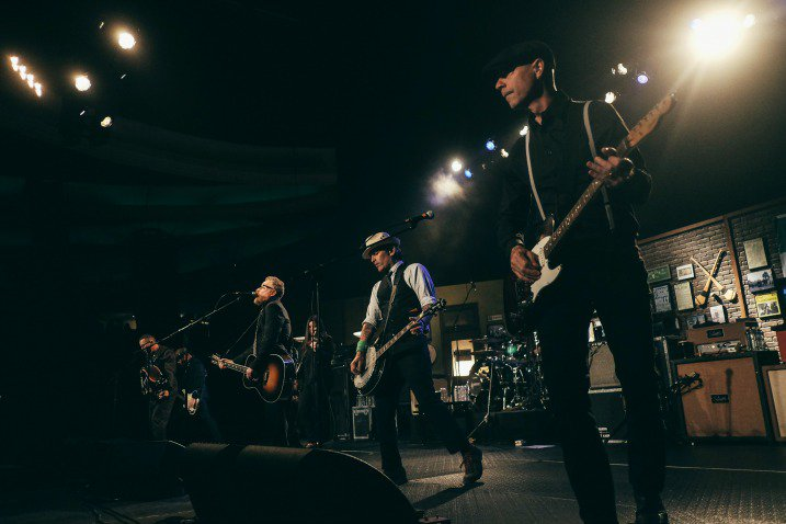 Bandfoto Flogging Molly 2016