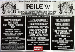 Féile '91 - Ireland (klicken)